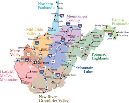 TOURregionMap