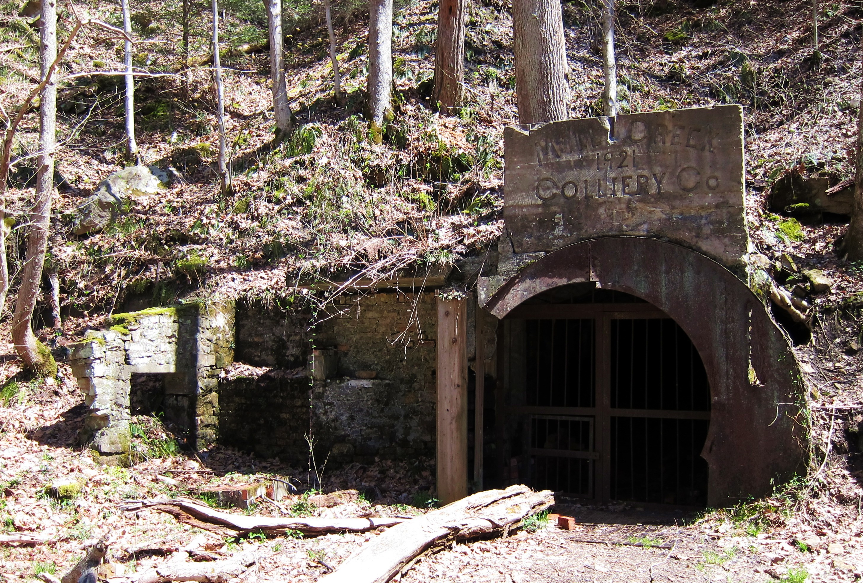 west virginia state park west virginia travel queen old mine entrance